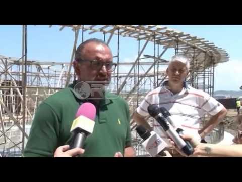 Ora News - Investimi - Vlorë, 21 mln euro për rrjetin e ujërave të zeza