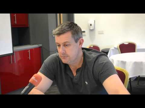 Tom Smith injury update from Ashley Giles