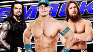 "WWE Theme Song: SmackDown ""Black And Blue"" 2016 HD"