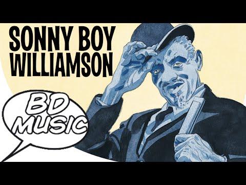 BD Music Presents Sonny Boy Williamson (Don't Start Me Talkin', Eyesight to the Blind & more songs)