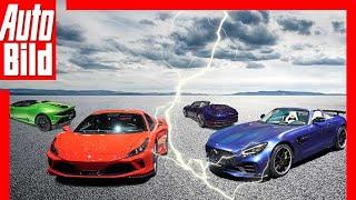 Sportwagen-Battle (Genf 2019) - Wer hat die meisten PS?
