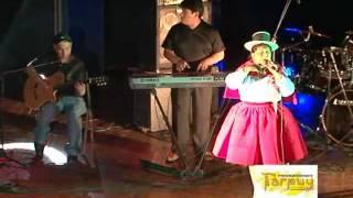 duo  ayacucho y  juanita rosal en  vivo