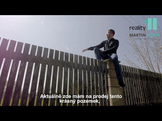 Videoprohlídka pozemek Mukařov   Žernovka