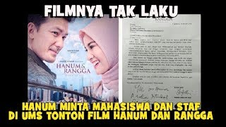 Download Video NGENES SEKALI... FILMNYA SEPI PENONTON HANUM RAIS SURATI REKTOR UMS MP3 3GP MP4