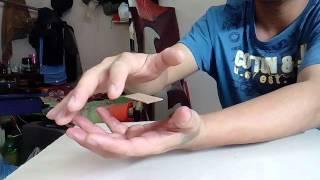 Telekinesis levitation object practising