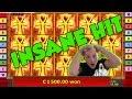 Online Slot - Pharaos Tomb Big Wins and bonus round (Casino Slots)