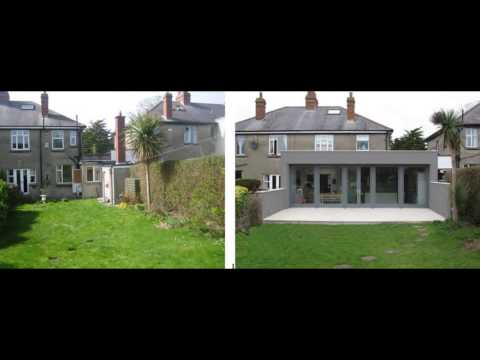 House Extension & refurbishment in Dublin