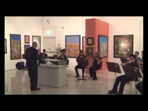 Oldham Music Centre Gallery concert part 1, Contemporary Music Group