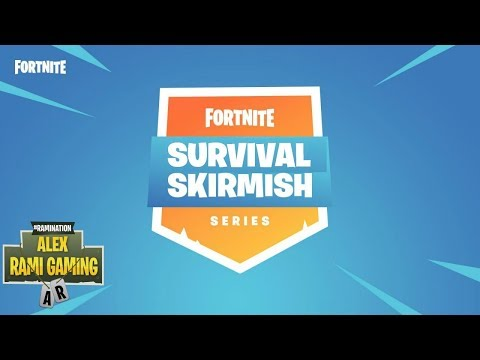 SATURDAY SURVIVAL SKIRMISH | PS4 & XBOX | PLAYING WITH VIEWERS!