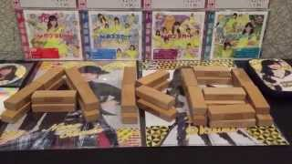 今回は、AKB48の6thアルバムここがロドスだ、ここで跳べ!(劇場版)の開封動画になります。 生写真 ☆チームA☆ 武藤十夢,岩田華怜,田北香世子,達...