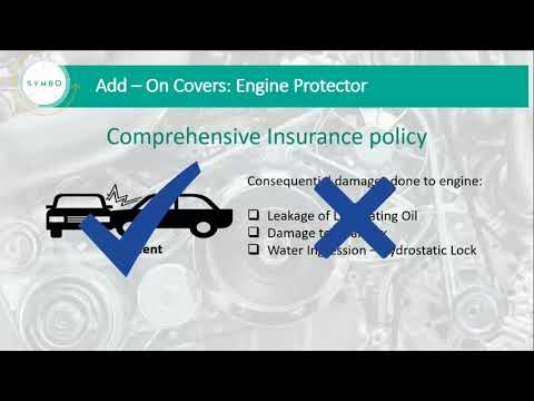 Engine Protector Add-on In Motor Insurance