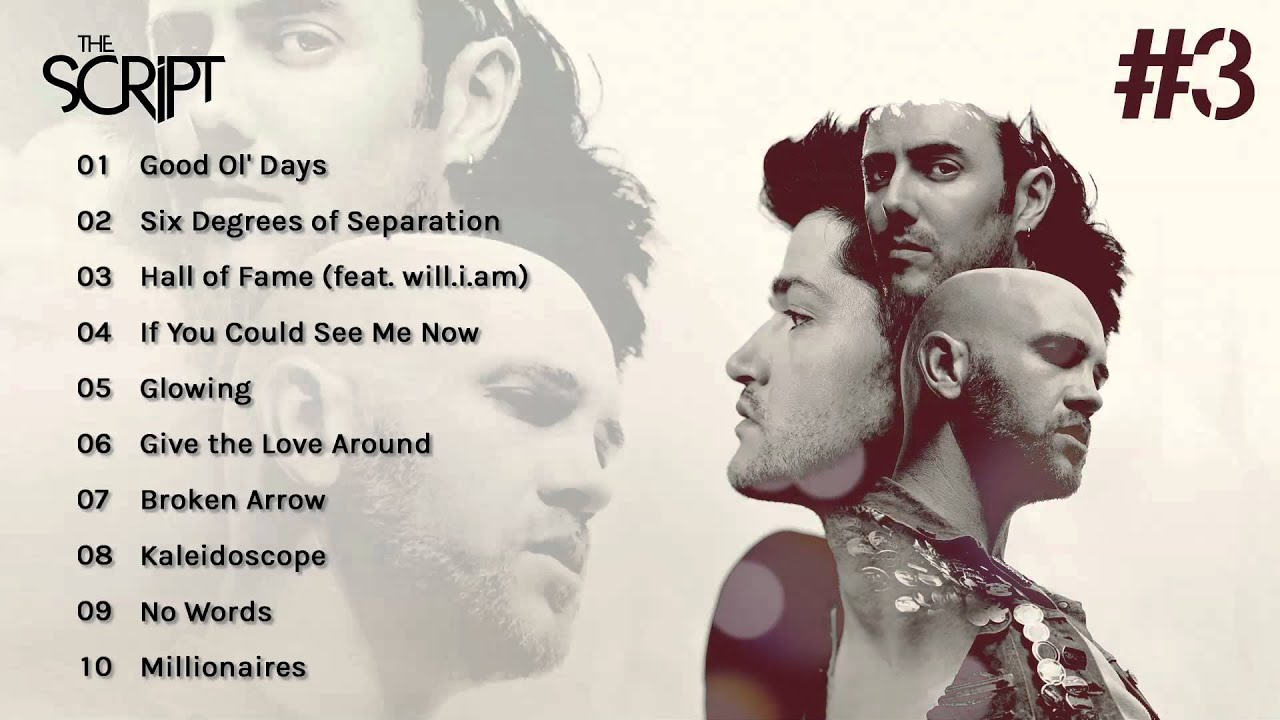 The Script : #3 Album Sampler - YouTube