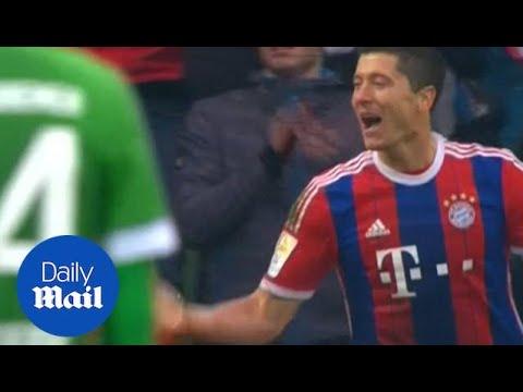 HIGHLIGHTS: Werder Bremen 0-4 Bayern Munich - Daily Mail