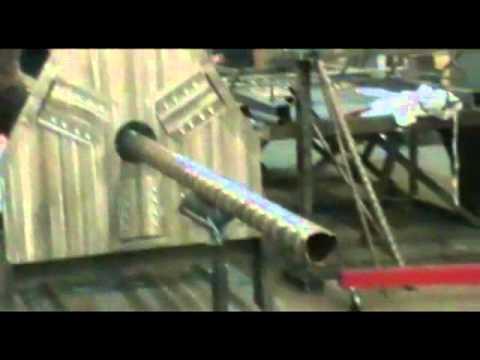 Презентация станка по изготовлению витой трубы