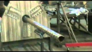 видео Станки для художественной ковки: виды, технология