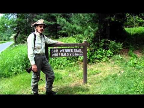 The  Bob Webber Trail - Pine Creek Gorge
