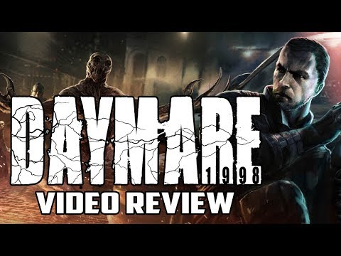 Daymare 1998 Review - Old School Survival Horror