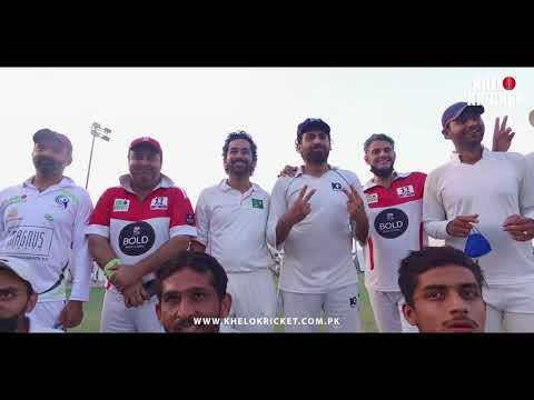 Super Daddy vs Dirty Dozen | KheloKricket | Karachi