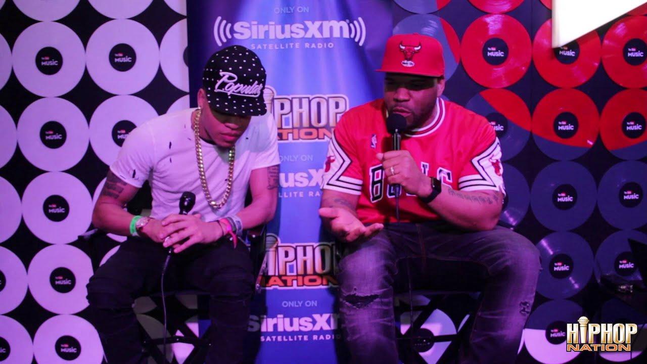 Hip Hop Nation at SXSW: Torae x Rotimi Talks New Music and Season 3 Of Power - YouTube