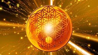 888 Hz | Geometría Sagrada | Atrae la Abundancia Infinita de Amor y Dinero | Conexión con la Fuente