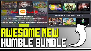 Awesome New Humble Bundle + Big FPS Coming to PC Soon