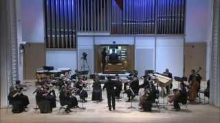 carl philipp emanuel bach concerto g major for organ and orchestra wq 34 i mov allegro