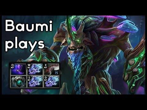 Dota 2 | TREANT CAN LITERALLY PERMBASH!! | Baumi plays Treant Protector