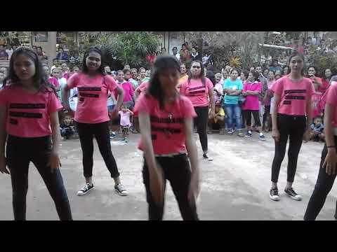 Goyang tobelo 2017!!kolaborasi lagu sayang kane dan turun naik