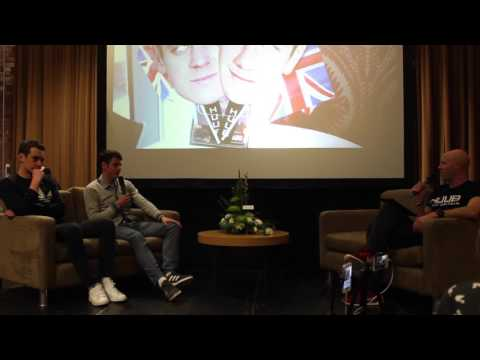 Alistair and Jonathan Brownlee Q&A: 3rd February 2017