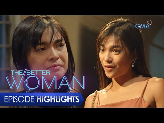 The Better Woman: Sagarin ang pasensya ni Jasmine | Episode 53