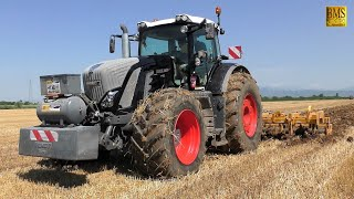 Alpego Press Camp 2019  - Alpego hat in Italien sein Landtechnikprogramm im Feldeinsatz vorgestellt