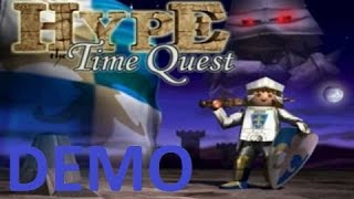 """""""DEMO"""" of """"Hype The Time Quest"""" - Full Playthrough! (English)"""