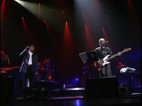 Sting feat. Cheb Mami - Desert Rose (Live From The Universal Amphitheatre 2000)