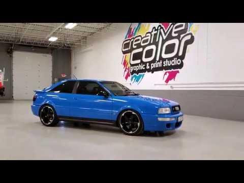 1990 Audi S2 Clone - RS2 Tribute