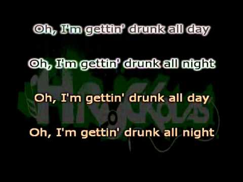 Buckcherry - Too drunk (HKaraoke)
