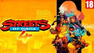 Streets of Rage 4 (НОВИНКА) - Прохождение игры #1
