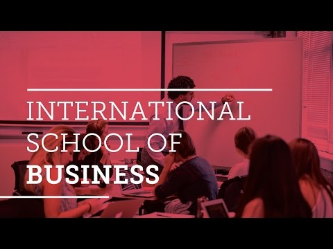 International School of Business at Kendall College