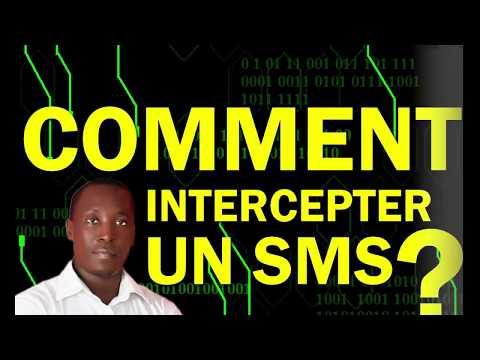 BIKO GEORGES - COMMENT INTERCEPTER UN SMS | TUTO EMANTIC
