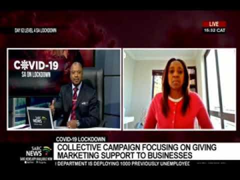 Watch: Ad Crashers on SABC News