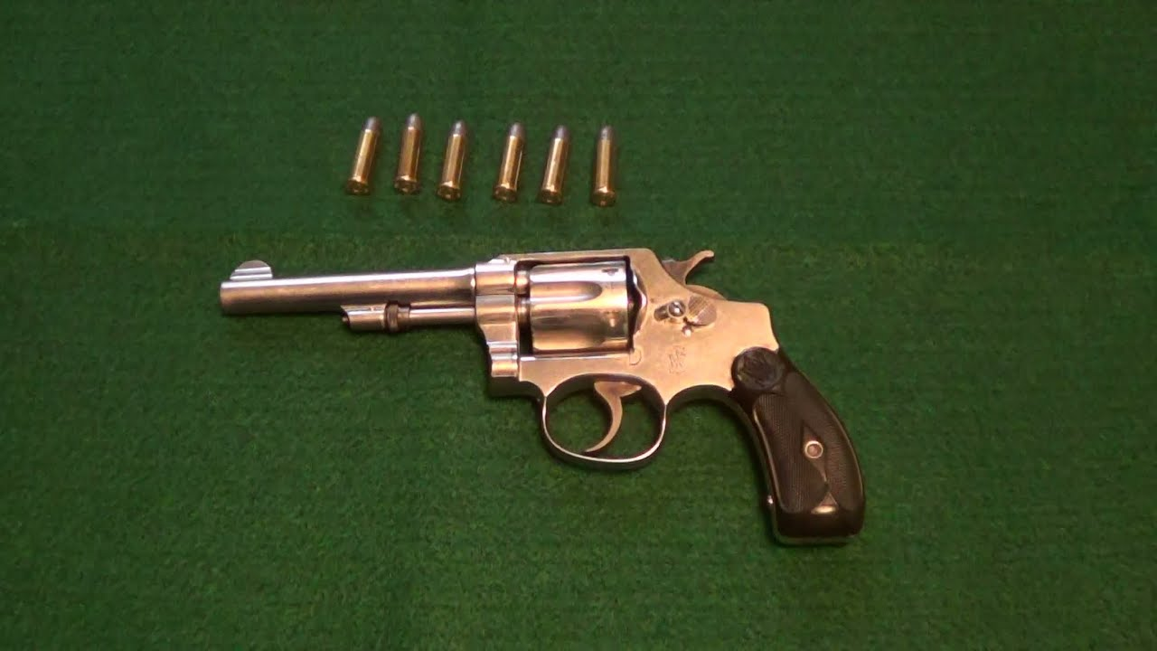 smith and wesson model 1903 serial numbers
