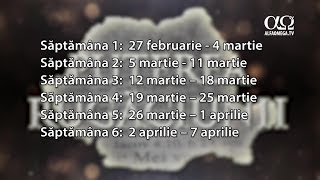 Puterea rugaciunii 7.5 - 40 de zile de pocainta, post si rugaciune pentru Romania