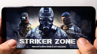 Striker Zone: Online Shooting Games -  PvP Shooter Game - Android Gameplay