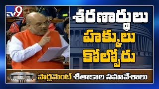 Citizenship Bill Doesnand#39;t Violate Constitution, Says Amit Shah as Lok Sabha Votes