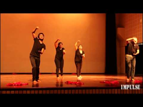 IIT vs IIM (Winners Group Dance)