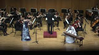 Shinuh Lee - Landscape II for Gayageum, Violin and String(2019) 이신우 '풍경 II'