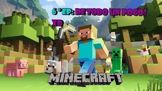Minecraft - EP.6 Cositas sobre decocraft, animania y fallo en el audio! xD
