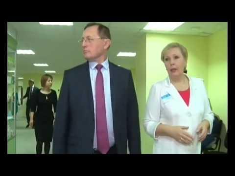 Павел Креков оценил изменения в поликлинике
