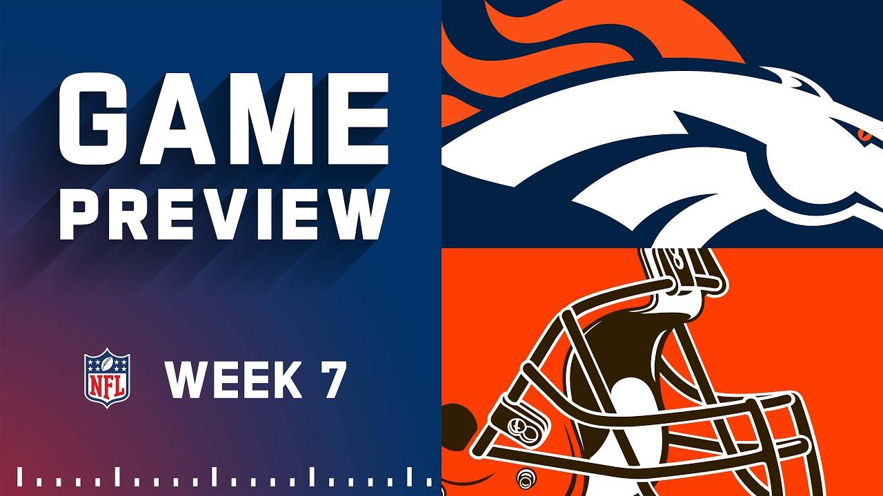 Cleveland Browns have NFL's second-ranked defense vs Broncos
