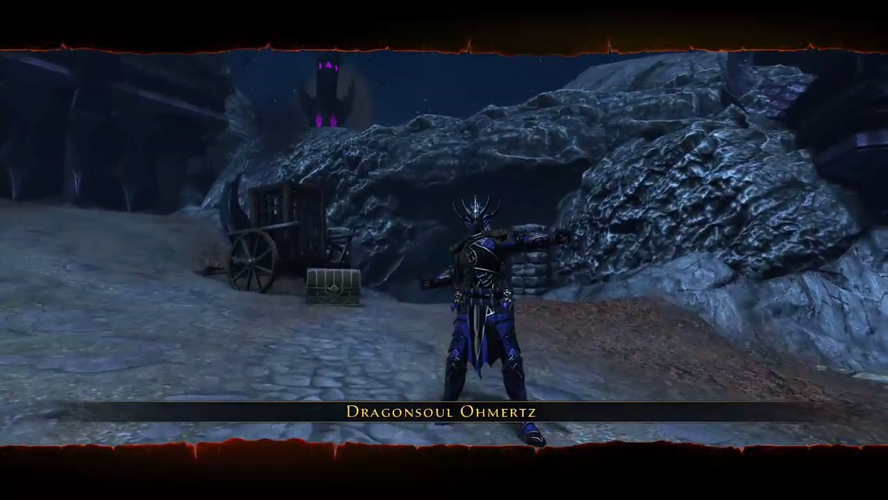 Neverwinter rothe valley