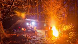 Loch Ken Camping trip